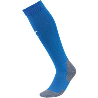 Strumpfstutzen in blau