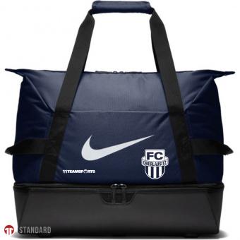Sporttasche mit Bodenfach in dunkelblau [Größe M]
