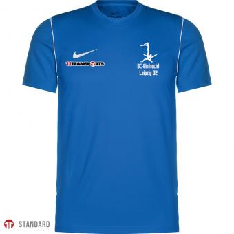 Trainingsshirt für Kinder in blau