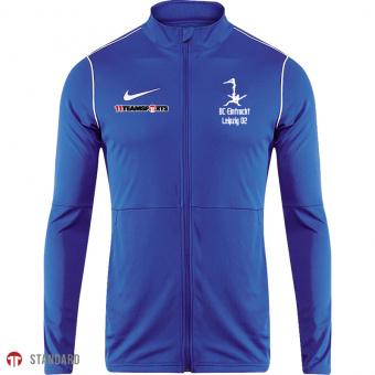 Trainingsjacke für Kinder in blau